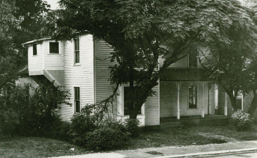 Hugh James Agee House
