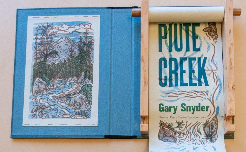 Piute Creek by Gary Snyder