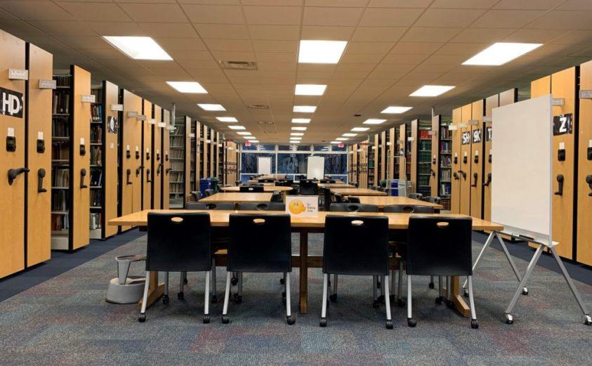 Pendergrass Study Space