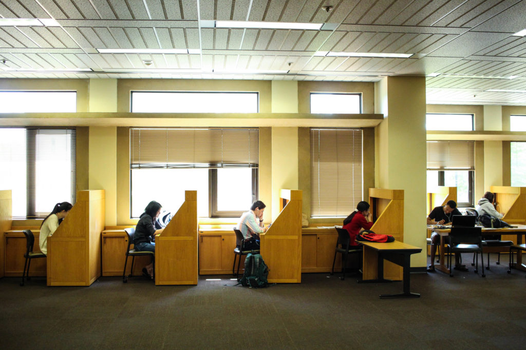 Hodges Library Study Space