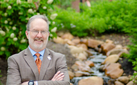 Portrait of Steve Smith