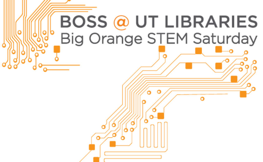 Big Orange Stem Saturday