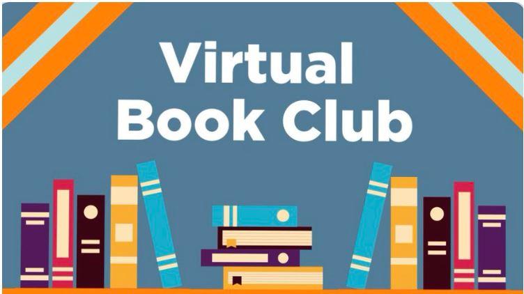 Virtual Book Club Event Image