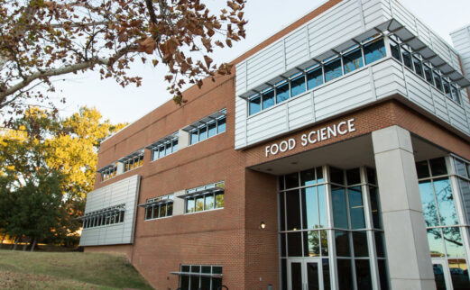 Ag Campus Food Science Building