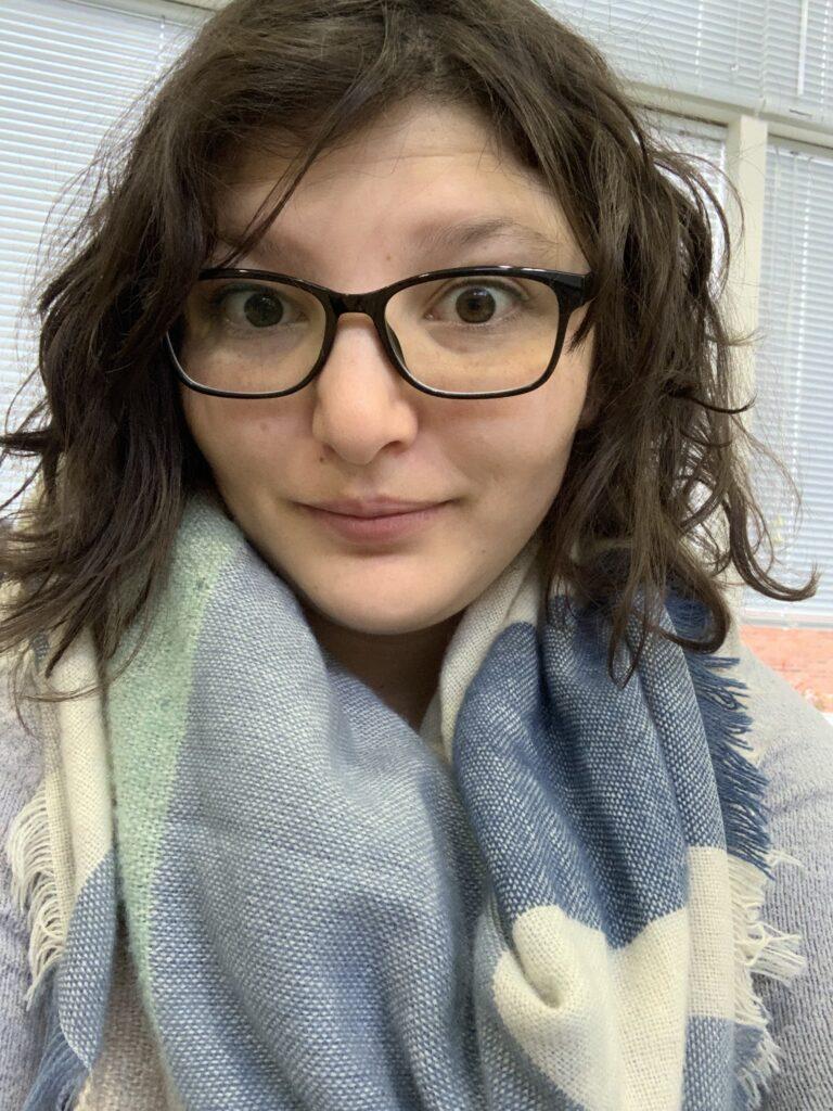Zoe Bastone Pendergrass Librarian