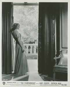 Photograph of actress Patricia Neal
