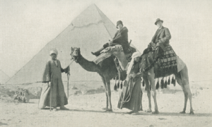 Mr. and Mrs. Green at the Pyramids