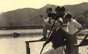 Director Clarence Brown