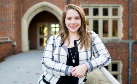 Brianne Dosch, social sciences data librarian